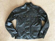 Belstaff Black Prince Jacket Size L