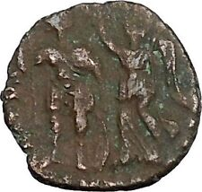 ARCADIUS crowned by Victory 383AD Authentic Ancient Roman Coin i44524