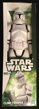 Star Wars Clone Trooper Action Figure 12 Inch AOTC Republic Army - New In Box