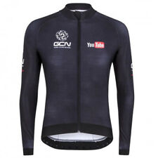 2021 Men Cycling Long Sleeve Jersey Bib Kit Bicycle Bike Race Shirt Team Clothes