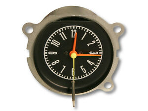 Mustang Dash Clock 1967 1968 67 68 Coupe Fastback Convertible Eleanor 289 302 V8