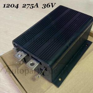 For EZGO Golf Cart Replace Curtis PMC 24V/36V 275Amp DC Controller 1204-027