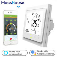 WiFi Thermostat Electric Heating Smart Digital Controller Alexa Google RoomWCP