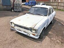 FORD ESCORT MK1 - 2 DOOR - FRESH IMPORT - IDEAL RALLY CAR