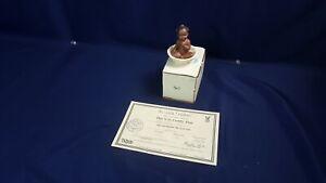 All God's Children Martha Holcombe Janae Figurine #1594 COA Orig Box NEW