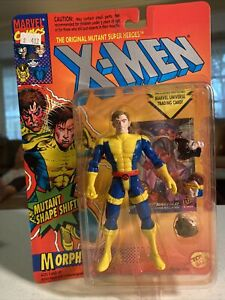 Toy Biz X-Men Morph Action Figure Marvel 1994 New Sealed