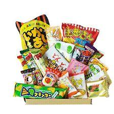 Happy Dagashi Box 20pcs ver.2 Japanese Candy assortment Umaibo Snack potato Chip
