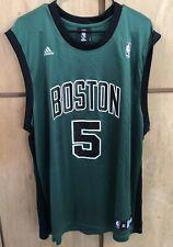 Vintage Kevin Garnett Boston Celtics Adidas NBA Jersey, Sz Adult XL, Green