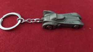 BATMOBILE METAL KEYRING - in a Bronze Colour by Tomica