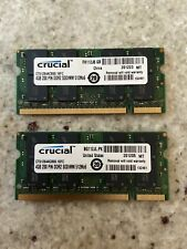8GB Kit 2x 4GB DDR2  PC2-6400s Memory for IBM Lenovo HP Dell Laptop Tested