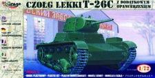 Mirage Hobby 72613 - 1:72 T-26 C avec Armure de L'Add-on