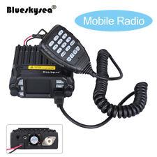 Blueskysea  KT-8900D Auto Mobile Radio Dual Band VHF UHF Mini Colore Schermo A2
