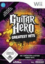 Nintendo Wii Spiel - Guitar Hero: Greatest Hits mit OVP