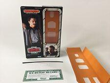 "Custom Star Wars ESB 12"" Lando Calrissian BOX + inserti"