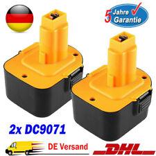2x Akku für DeWalt DC9071 DE9037 DE9071 DE9072 DE9075 152250-27 DE9501 Batterie