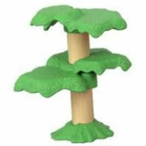 Replacement Wood Plastic Tree - GGG74 Wood Busy Island Set