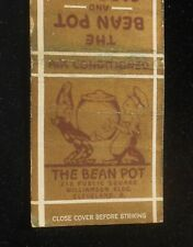 1940s The Bean Pot and Cape Cod Room 218 Public Square Williamson Cleveland OH