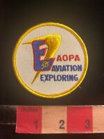 AOPA Aviation Exploring AIRCRAFT OWNERS & PILOTS ASSOCIATION Airplane Patch 03WE