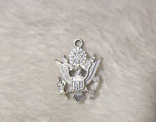 Estate vtg 70s ster CHARM: PRESIDENTIAL SEAL issued when CARTER beat FORD 1976