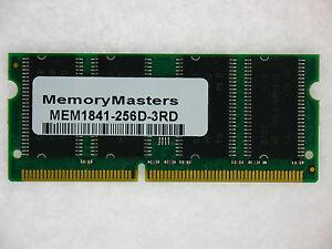 MEM1841-256D 3RD 256MB MEMORY for Cisco 1841 NEW