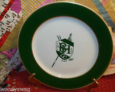 Vintage Jackson China Fall Creek PA Restaurant BH Country Club Plate