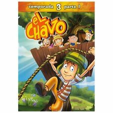 El Chavo Animado: Temporada 3, Parte 1 (DVD, 2013)