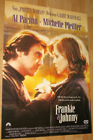 Frankie & Johnny Filmplakat / Poster A1 ca 60x84cm