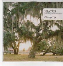 (DN152) Hiatur ft Smoke Feathers, Change Up - 2012 DJ CD