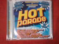 COMPILATION - HOT PARADE SUMMER 2007 (FARGETTA & GAUDINO, 40 TRACKS). 2 CD.