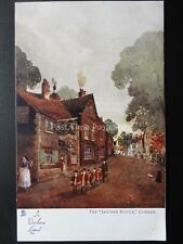 Kent COBHAM The Leather Bottle - In Dickens Land c1910 Postcard by Raphael Tuck