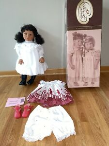 Doll Collector African American Doll Lee Middleton 00857