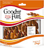 Good'N'Fun Triple Flavored Rawhide Kabobs for Dogs Chicken Flavor