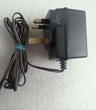 Panasonic Phone UK PQLV209E KX-TG8321 KX-TG8220 Grey Pin Power Lead Cable