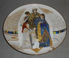 Knowles The Judgement Of Solomon Collector Plate