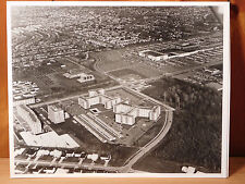 8 X 10 Aerial Photos Parma Heights, OH - Lot of 11 - 1970 North Church & Ames