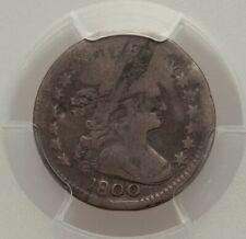 1800 Capped Bust Half Dime, PCGS Good Details