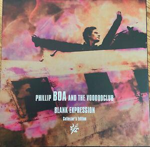 Phillip Boa Blank Expression Collectors Edition Box