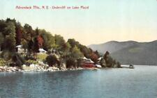 NY, New York   UNDERCLIFF~LAKE PLACID~Adirondack Mtns~HOMES   c1910's Postcard
