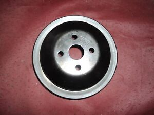 1966 80 Renault 12 15 1.3 1.4 1.6 Water pump Pulley Brand new