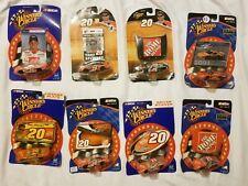 Lot of 8 Tony Stewart Home Depot Hood Series