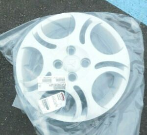 "15"" 2003 04 05 Saturn ION 5 Double spoke Hubcap Wheel Cover"