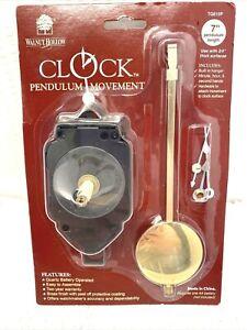 Walnut-Hollow Pendulum Movement Clock Kit 3/4'' - Clock Making Kit - #TQ810P