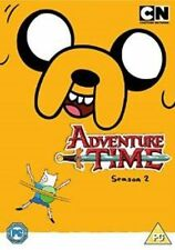 Adventure Time The Complete Second Season 5051892183192 DVD Region 2