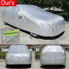 SUV Car Top Cover Waterproof Sun Dust Rain Snow Dustproof Outdoor Vehicle Cover