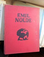 Max Sauerlandt: Emil Nolde 1921 Kurt Wolff Bildband Oln. Expressionismus