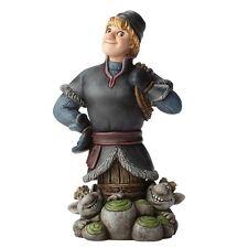 FROZEN Disney Showcase Collection Jester Kristoff With Trolls Figurine  4050096