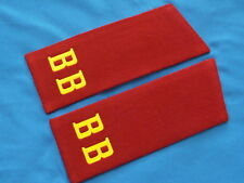 Soviet russian shoulder boards Soldier VV Internal Troops MVD Militia USSR