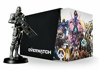 NEW Overwatch: Collector's Edition (Windows PC, 2016) Limited Statue Blizzard