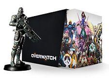 NEUF Overwatch : Edition COLLECTIONNEUR (Windows PC,2016) Limité Figurine