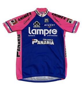 Cycling SMS Santini Lampre Colnago Panaria Jersey Size XXXL NLV